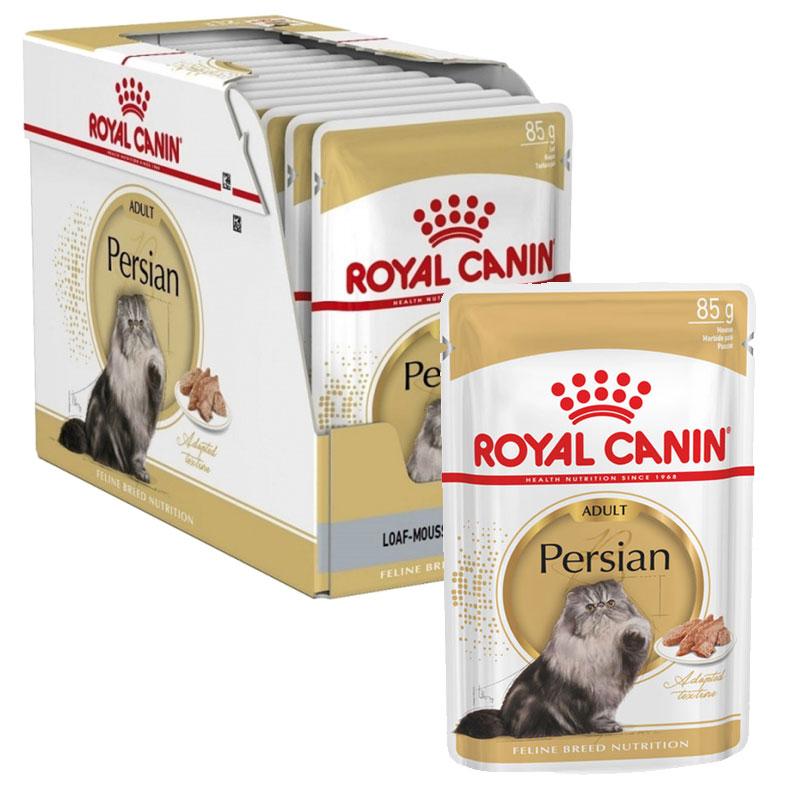 Royal Canin Persian Yaş Kedi Maması 85 grx12 Adet | 118,08 TL