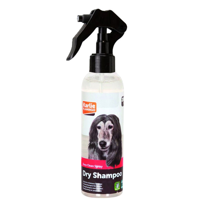 Karlie Kuru Şampuan Köpek İçin Tüy Temizleme Spreyi 200 ml   71,98 TL