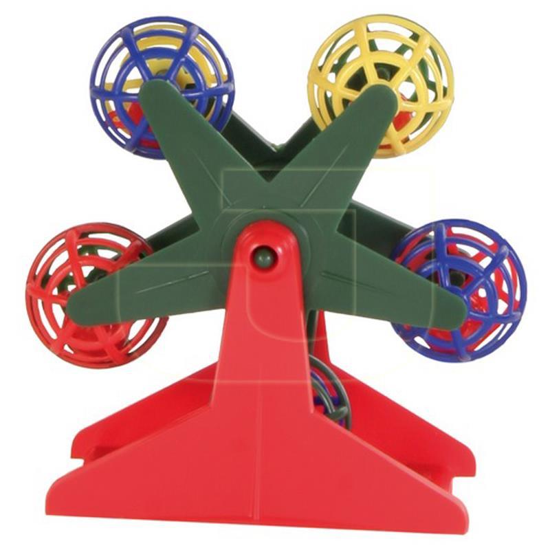 Trixie Çıngıraklı Dönme Dolap Kuş Oyuncağı 10 cm   27,78 TL