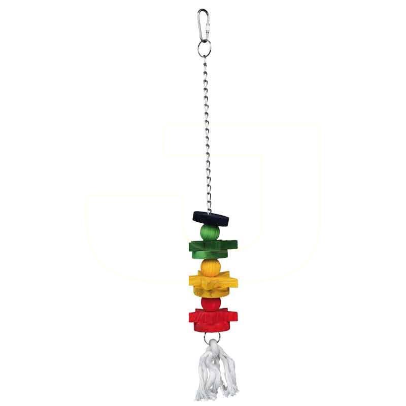 Trixie Ahşap Yıldız Kuş Oyuncağı 45 cm | 44,78 TL