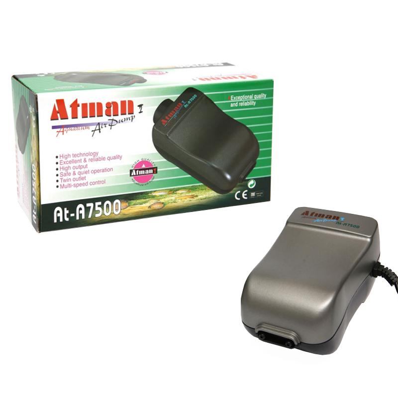 Atman AT-A7500 Akvaryum Hava Motoru 3,7 watt | 88,55 TL