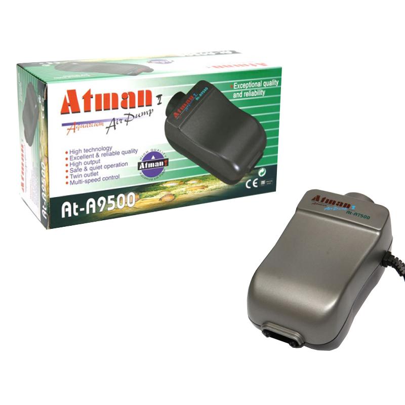Atman AT-A9500 Akvaryum Hava Motoru 4,8 watt | 110,89 TL