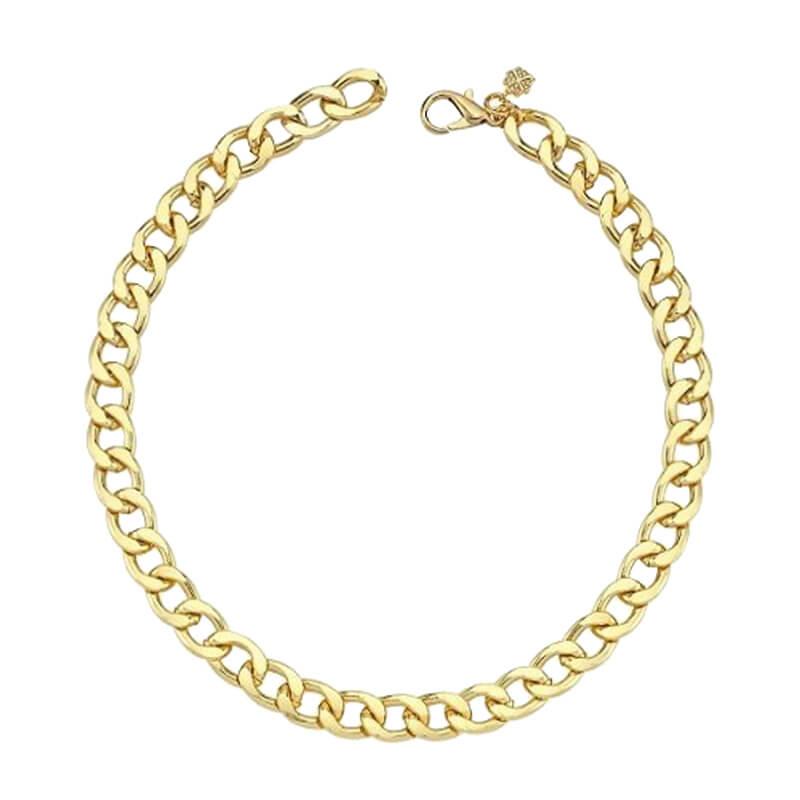 Dalis Pet Köpek Kolyesi Gold 70 cm XLarge   44,24 TL