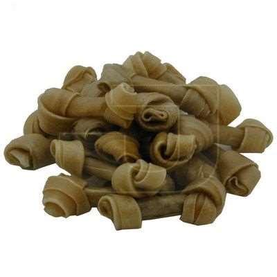 Dr. Sacchi Düğümlü Deri Köpek Kemiği 1200 gr 100 Adet | 143,37 TL