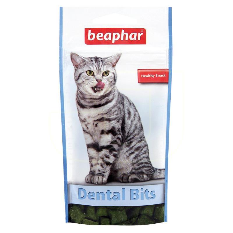 Beaphar Dental Bits Klorofilli Kedi Ödülü 35 gr | 18,41 TL
