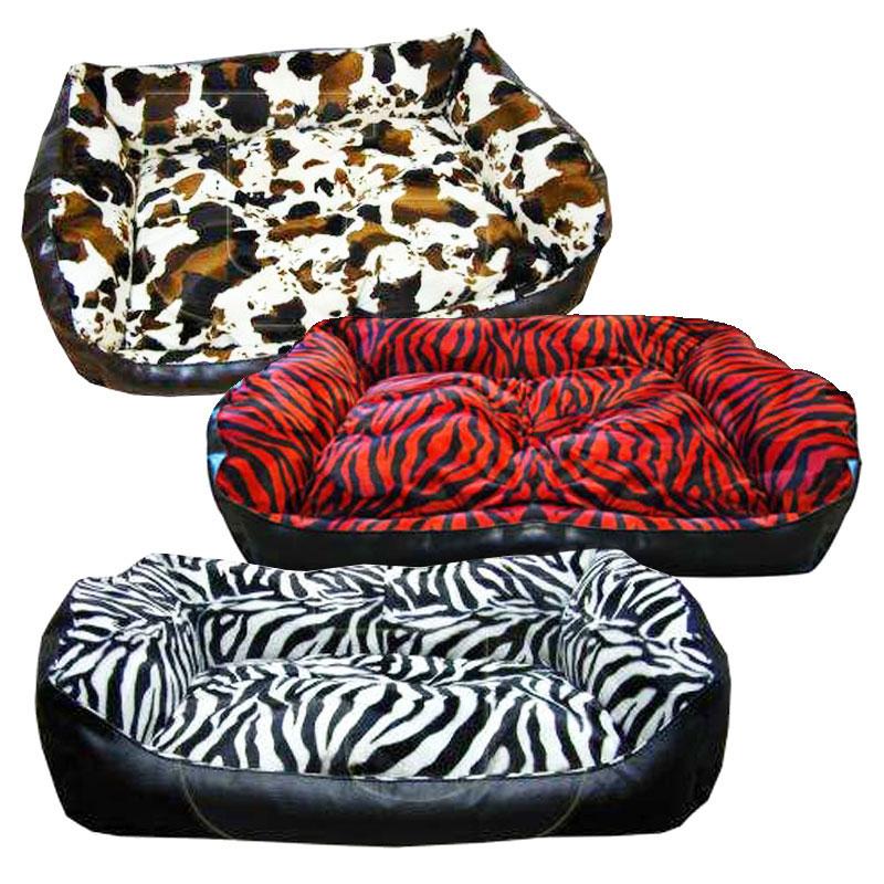 Pet Style Deri Kedi Köpek Yatağı 40 cm No.1 | 92,51 TL