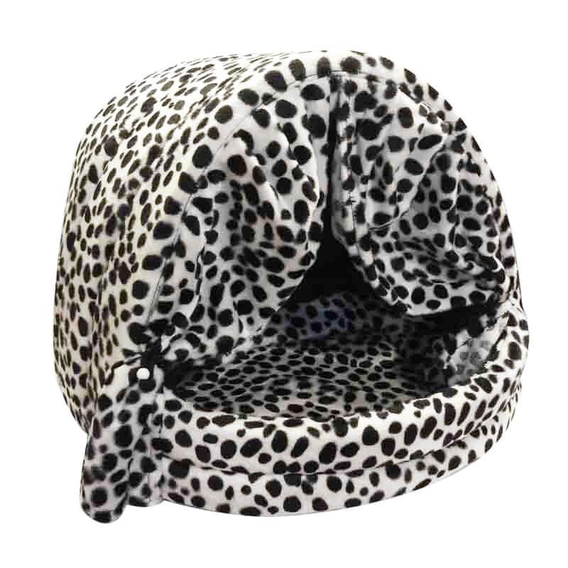 Pet Style Perdeli Tay Tüyü Kedi Yuvası 50x40x36 cm | 117,71 TL