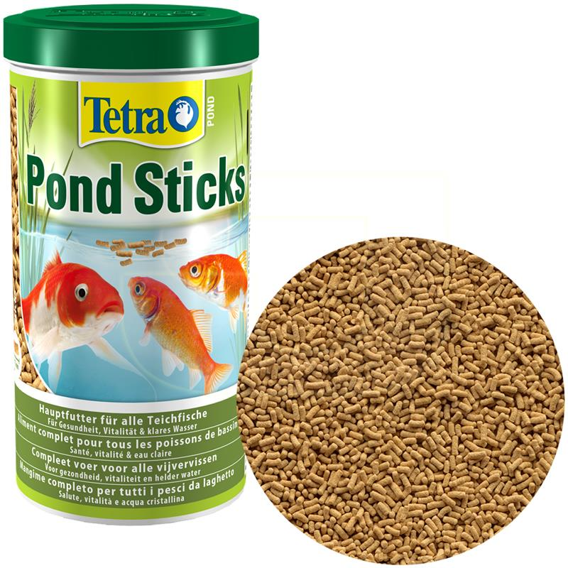 Tetra Pond Sticks Koi Balık Yemi 1 Litre | 37,00 TL