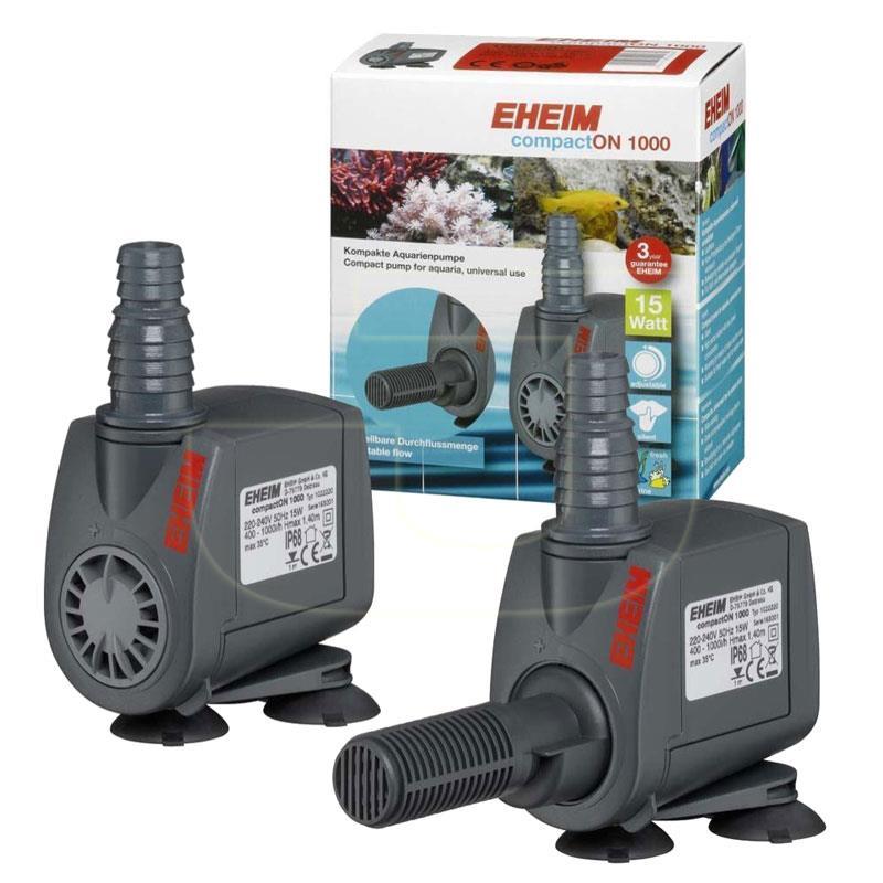 Eheim Compact On 1000 Akvaryum Kafa Motoru 15 Watt | 340,00 TL