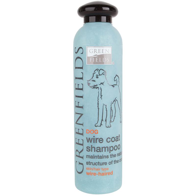 Green Fields Wire Coat Sert Tüylü Köpek Şampuanı 250 ml   123,25 TL