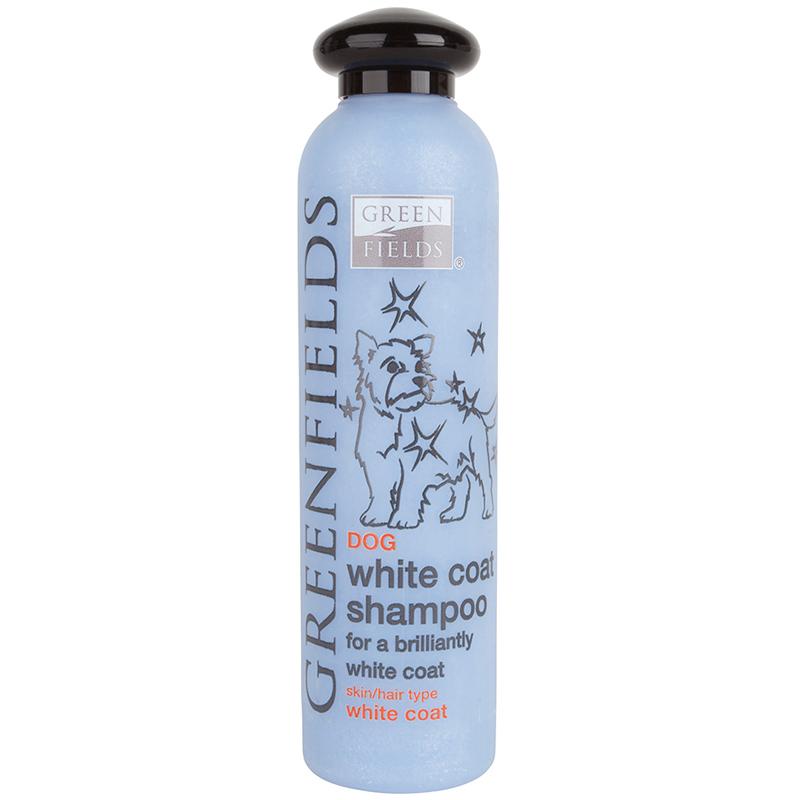 Green Fields White Coat Beyaz Tüylü Köpek Şampuanı 250 ml | 100,95 TL
