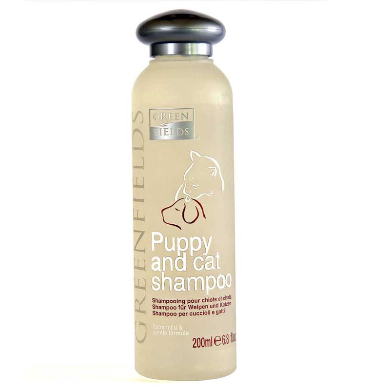 Green Fields Yavru Kedi Ve Köpek Bakım Şampuanı 200 ml | 114,34 TL