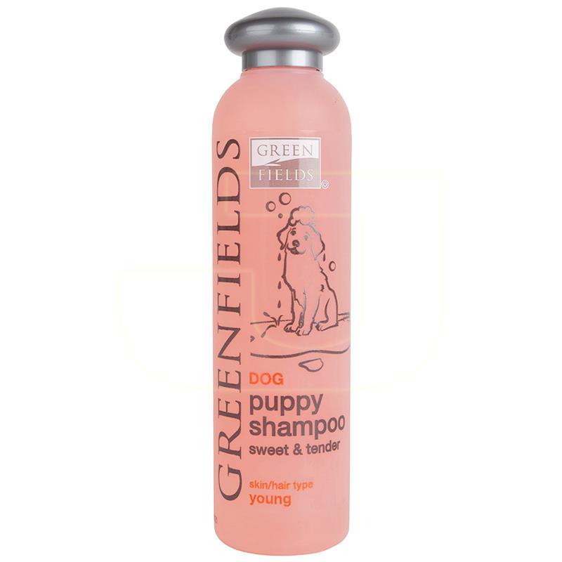 Green Fields Puppy Yavru Köpek Şampuanı 250 ml | 114,34 TL