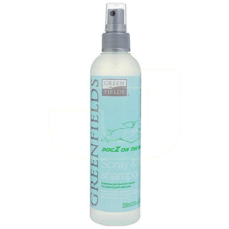 Green Fields Sprey Köpek Şampuanı 250 ml   75,20 TL