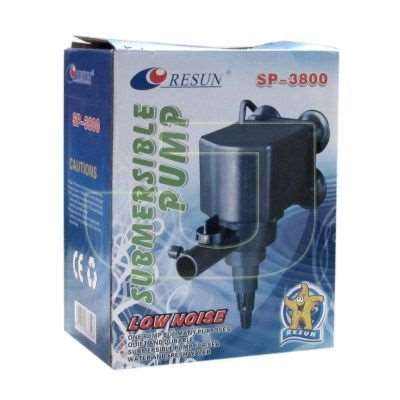 Resun Submersible Pump SP - 3800 Kafa Motoru | 76,57 TL
