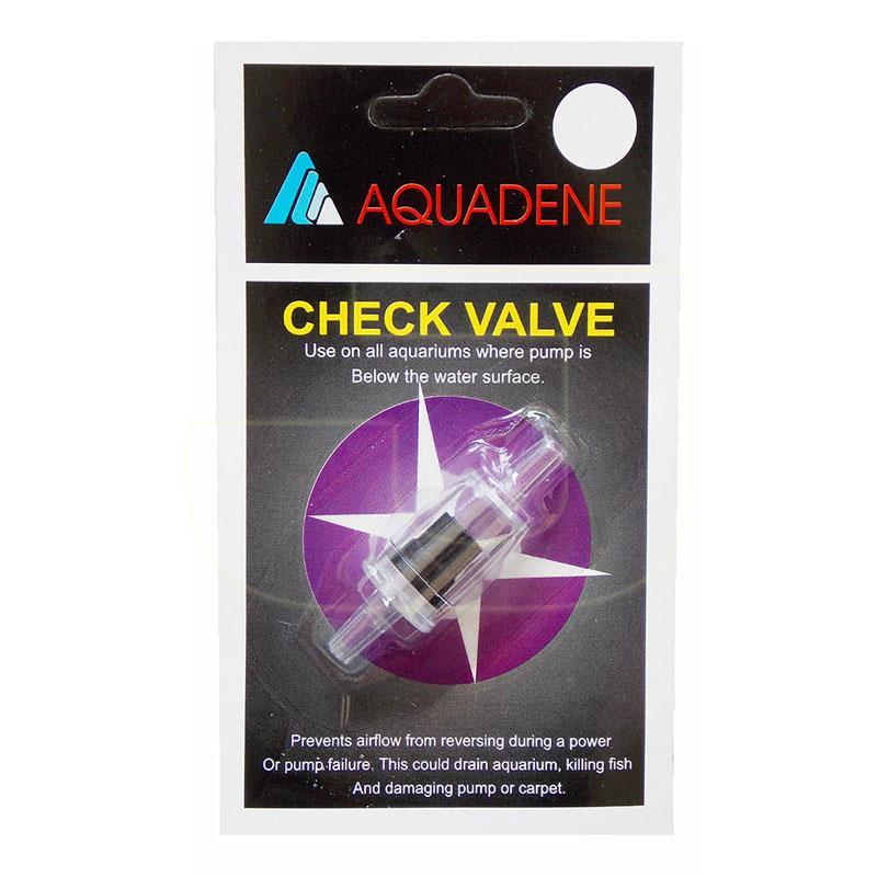 Aquadene Akvaryumlar İçin Çek Valf 5 cm | 9,35 TL