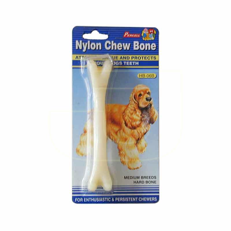 Percell Plastik Kemik Köpek Oyuncağı 16 cm | 11,63 TL
