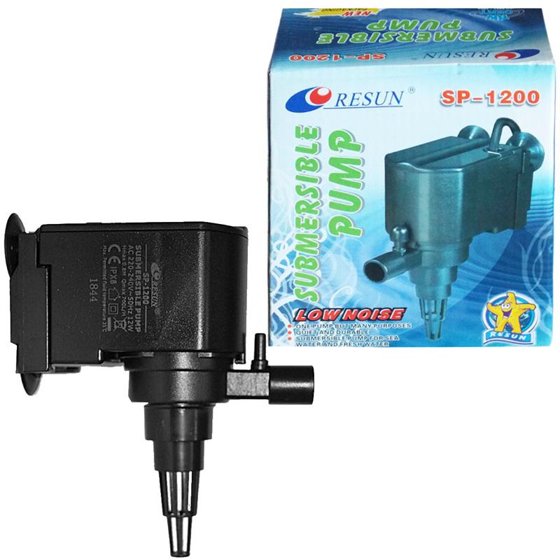 Resun SP-1200 Akvaryum Kafa Motoru 12 watt | 120,74 TL