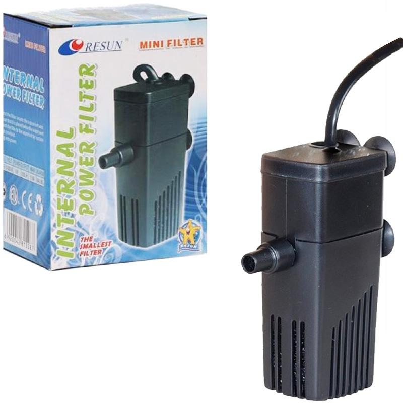 Resun Mini Akvaryum İç Filtre 5 watt | 44,58 TL