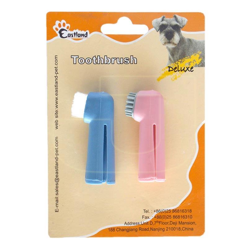 Eastland Kedi Köpek İçin Parmak Diş Fırçası Seti | 13,66 TL