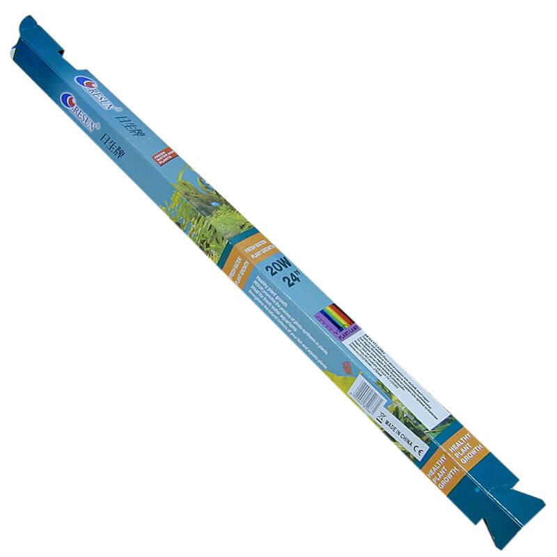 Resun Akvaryum Floresan Lamba Mavi 20 Watt | 88,32 TL