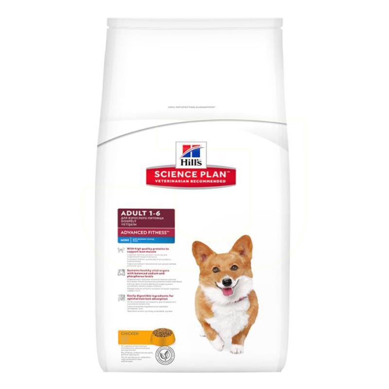 Hills Tavuklu Mini Irk Yetişkin Köpek Maması 2,5 Kg | 99,45 TL