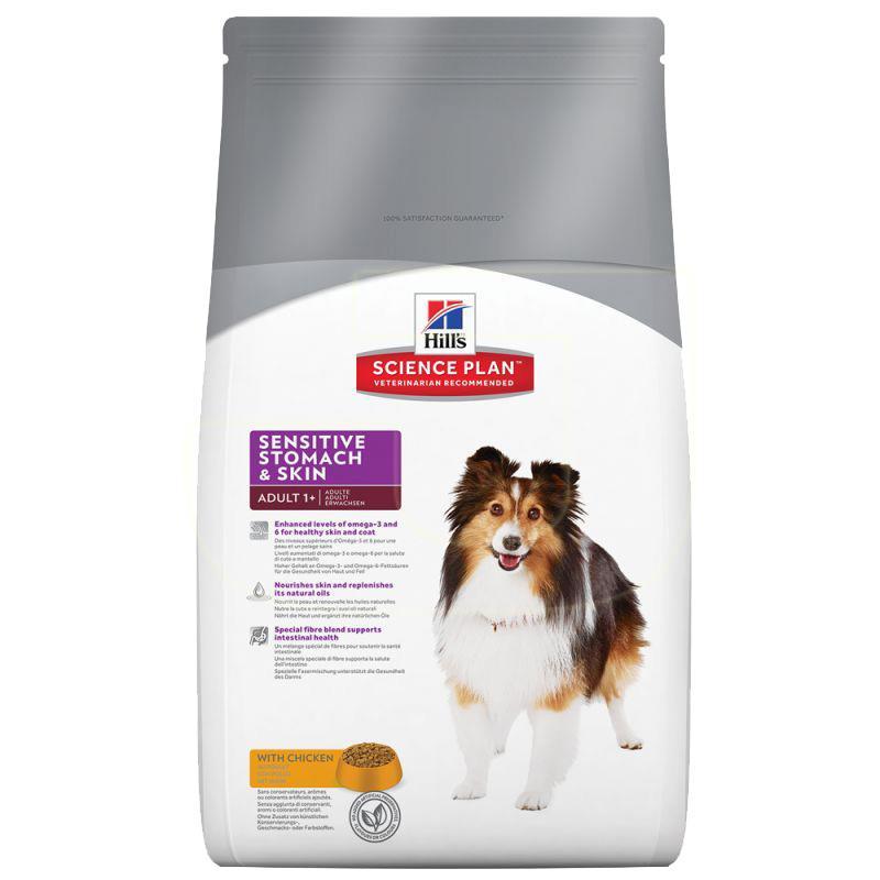 Hills Sensitive Hassas Seçici Köpekler İçin Tavuklu Köpek Maması 12 Kg | 373,14 TL