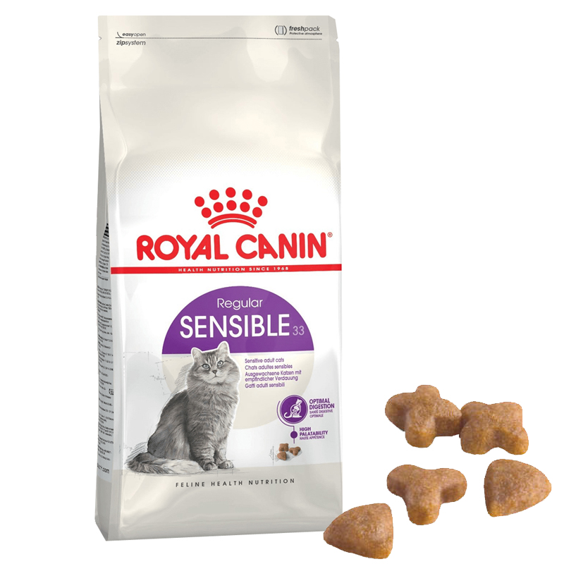 Royal Canin Sensible 33 Kedi Maması 15 Kg | 642,73 TL
