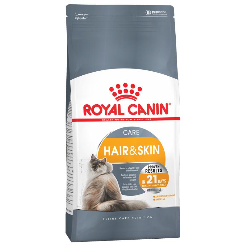 Royal Canin Hair Skin Kedi Maması 2 Kg | 135,60 TL