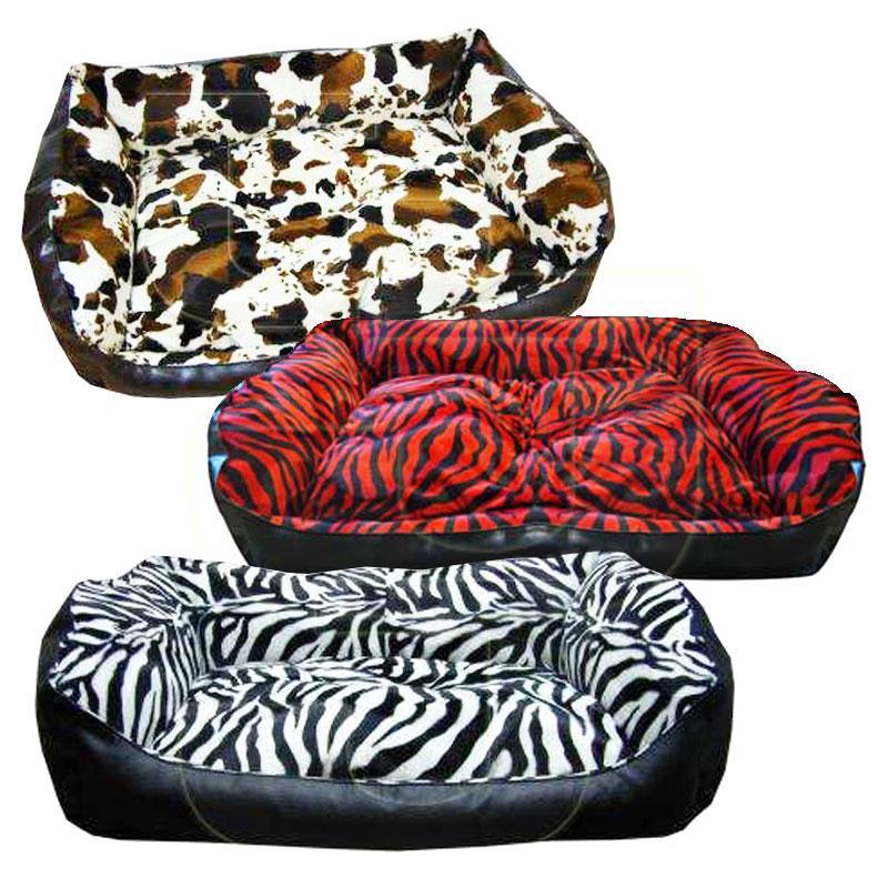 Pet Style Deri Köpek Yatağı 80 cm No.3 | 268,97 TL