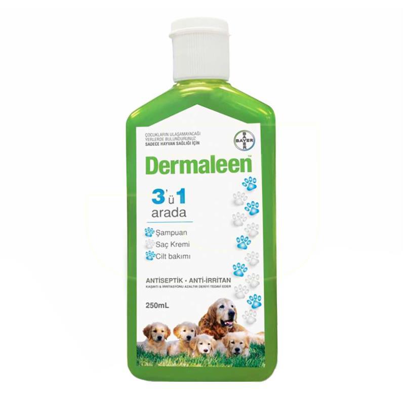 Dermaleen Köpek Şampuanı Kaşıntı Ve Tahriş Önleyici 250 ml | 97,77 TL