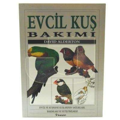 David Alderton Evcil Kuş Bakımı Bilgi Kitabı | 19,64 TL