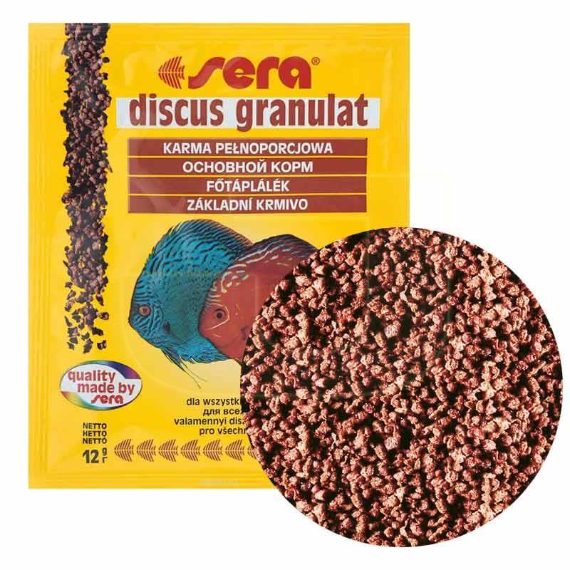 Sera Discus Granulat Balık Yemi 12 gr | 9,12 TL