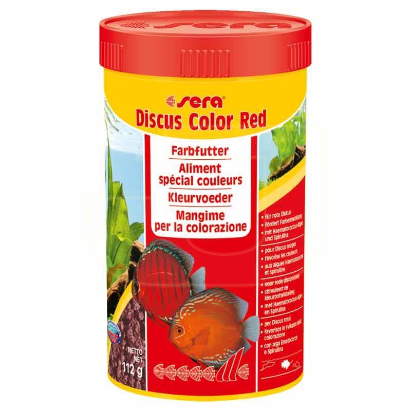 Sera Discus Color Red Kırmızı Discus Balık Yemi 250 ml | 96,60 TL