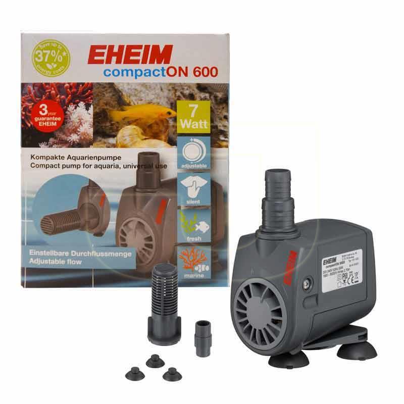 Eheim Compact On 600 Akvaryum Kafa Motoru 7 Watt | 324,00 TL