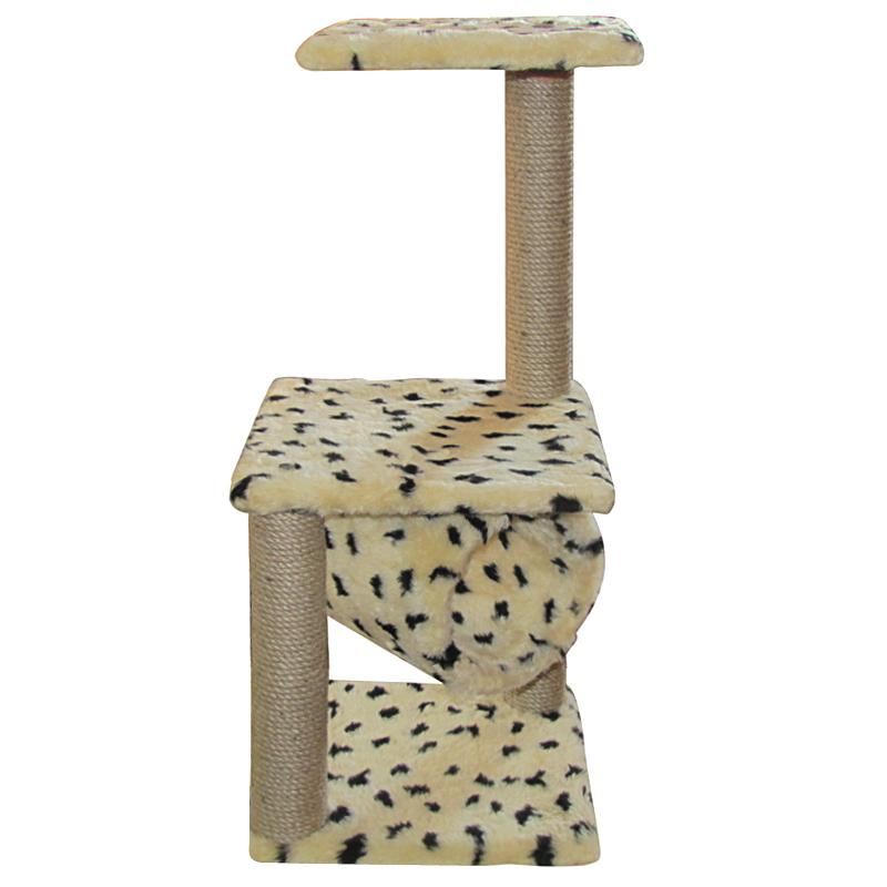 Puki Trimboy Silindir Yuvalı Kedi Tırmalama Tahtası 86 cm | 212,13 TL