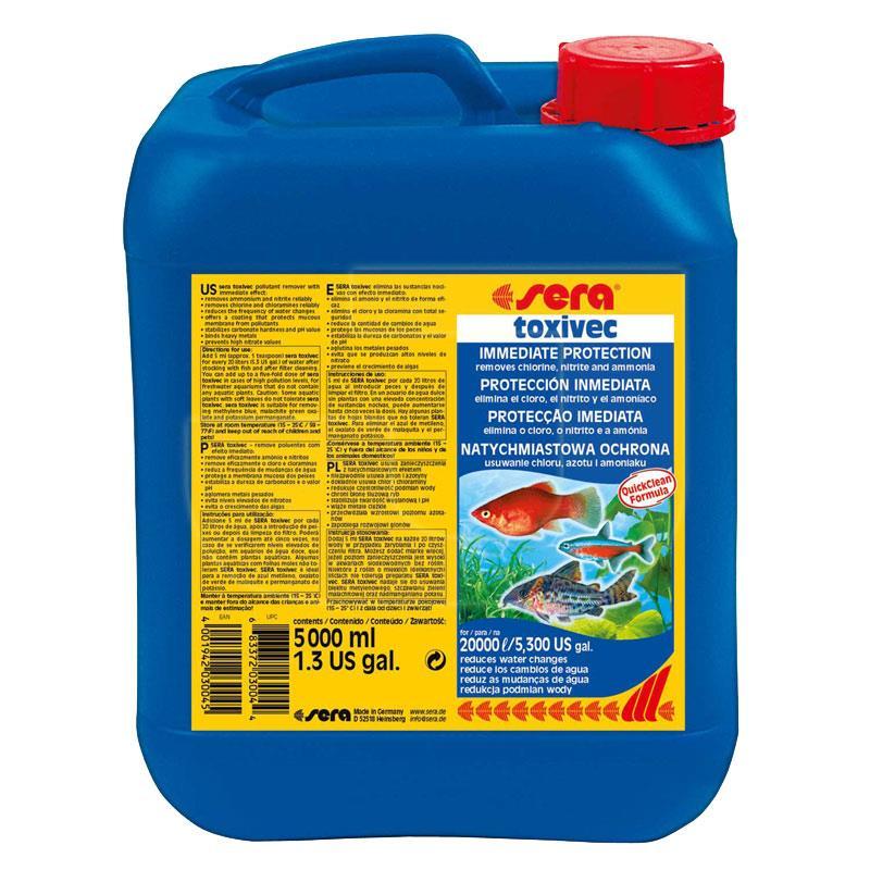 Sera Toxivec Akvaryum Su Düzenleyici 5000 ml | 924,80 TL