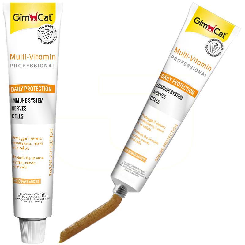 Gimcat Multi Vitamin Paste Kedi Macunu 100 gr | 91,33 TL