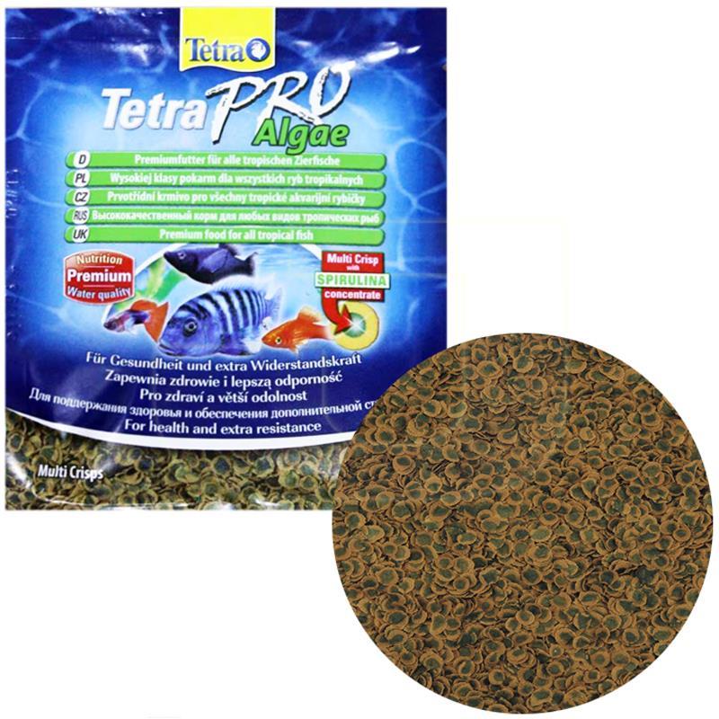 Tetra Pro Algae Cips Balık Yemi 12 gr | 10,72 TL