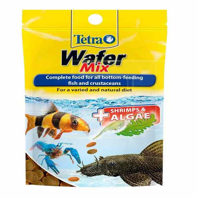 Tetra Wafer Mix Cips Balık Yemi 15 gr | 8,26 TL
