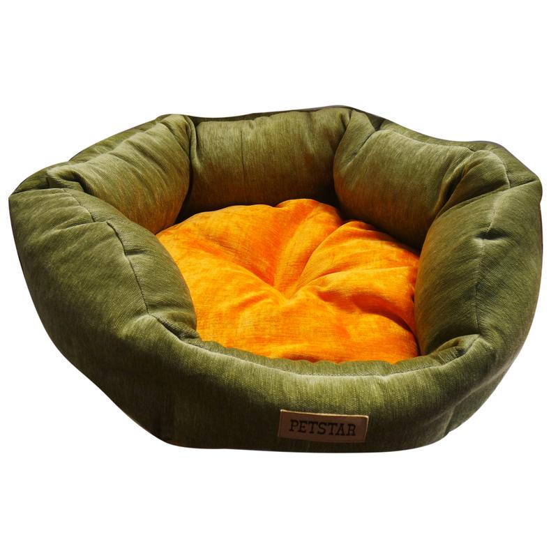 Puki Vipets Yeşil Oval Kedi Köpek Yatağı No:3 | 137,45 TL