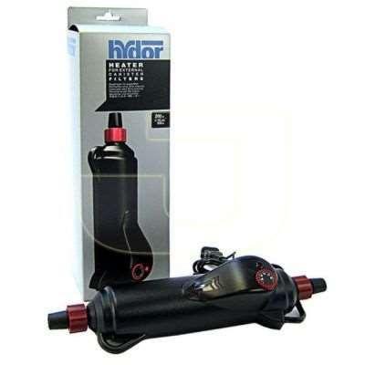 Hydor Eth External Hortum Arası Akvaryum Isıtıcı 200 Watt 16 mm | 263,93 TL