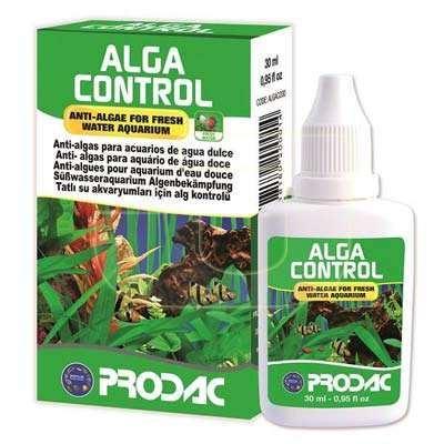 Prodac Alga Control Akvaryum Yosun Giderici 30 ml | 18,64 TL