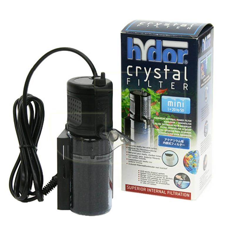 Hydor Crystal Mini Akvaryum İç Filtre 4 Watt | 108,08 TL