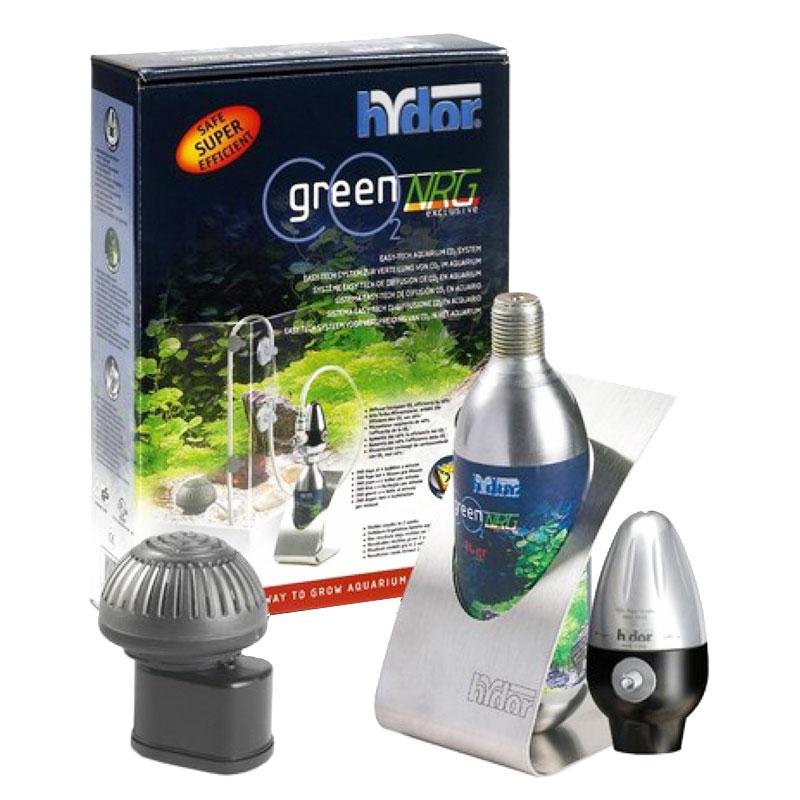 Hydor CO2 Green Nrg Exclusive Tüplü Akvaryum Karbondioksit Sistemi | 486,00 TL