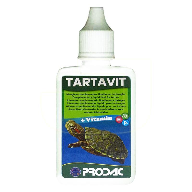 Prodac Tartavit Kaplumbağalar İçin Likit Besin Takviyesi 30 gr | 22,95 TL