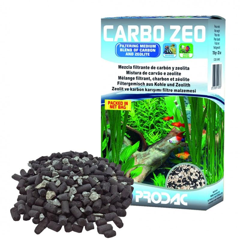 Prodac Carbo Zeo Akvaryum Filtre Malzemesi 700 gr | 25,52 TL