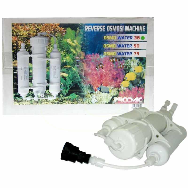 Prodac Osmo Water Akvaryum Su Arıtıcı Sistem 36 Galon | 529,67 TL