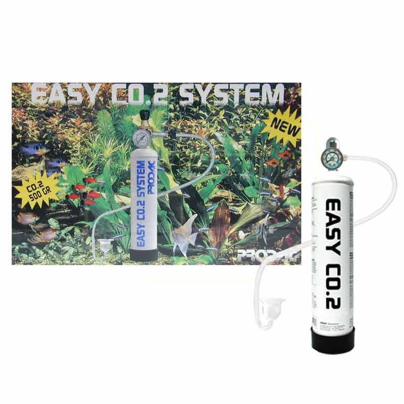 Prodac Easy Bitki Akvaryumları İçin CO2 System 500 Gr | 459,00 TL