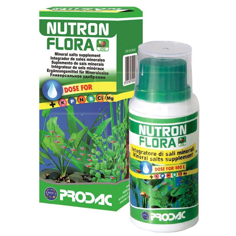 Prodac Nutron Flora Akvaryum Bitkisi İçin Mineral Katkısı 100 ml | 17,00 TL
